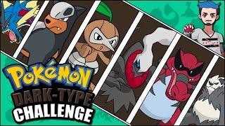 DARK POKÉMON CHALLENGE   Pokémon Naming Challenge by Ace Trainer Liam