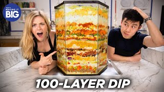 We Made A 100-Layer Dip • Tasty by Tasty