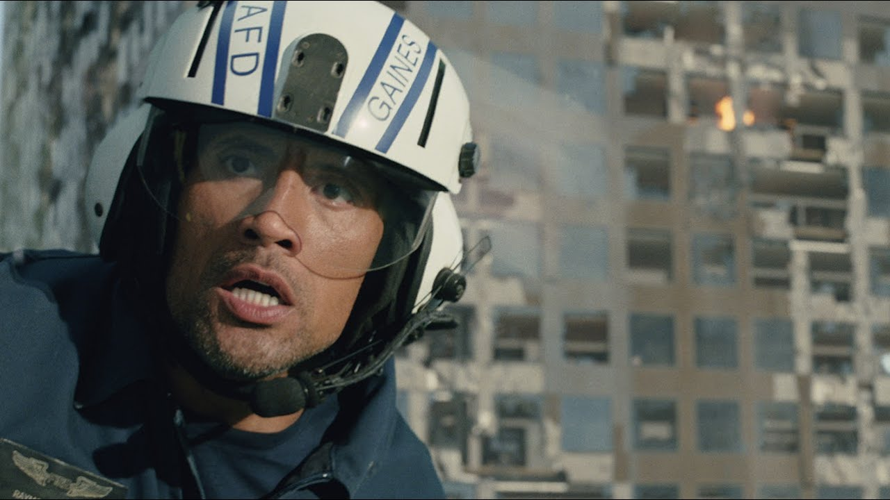 On Blu-ray & DVD Dwayne 'The Rock' Johnson Vs an Earthquake in 'San Andreas' [Trailer]