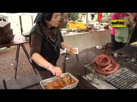Feria de comidas típicas en la Plaza Uruguaya hasta setiembre