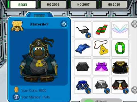 Download Club penguin ninja de sombras secretos de club penguin 2013