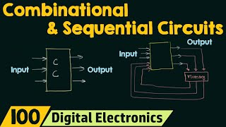 Comparison between Combinational and Sequential Circuits
