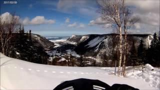 5. Expedition 900 ace Ride along the Gaspé coast