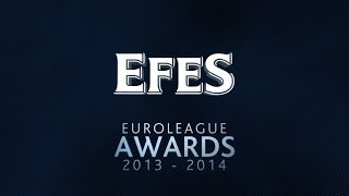 EFES Euroleague Awards Ceremony&Turkish Airlines Euroleague Final Four Opening Press Conference