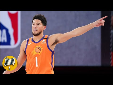 Is Devin Booker a bucket or a problem? | Make or Miss | The Jump