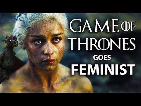 Game of Thrones Goes Full Feminist