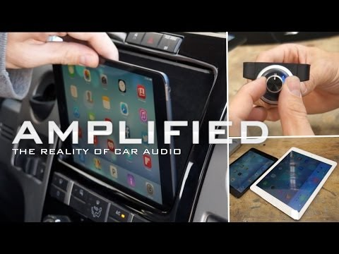 New iPads and Car Dashboards! iPad Install Tips – Amplified #128