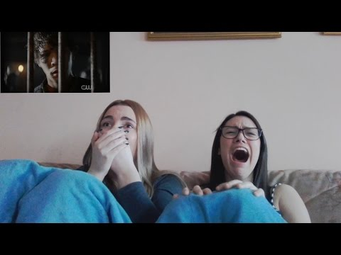 The 100 4x04 Reaction