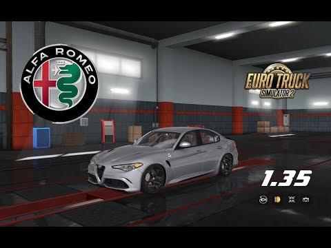 Alfa Romeo Giulia v1.2 ATS 1.35