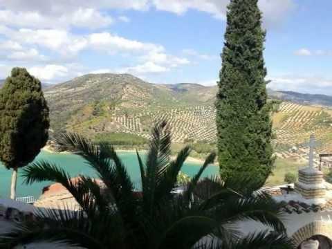 Cortijo Las Olivas in Andalucia