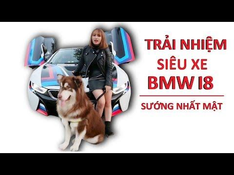 Chó Mật đi siêu xe BMW I8 quá sốc thử phản ứng người đi đường - Mật Pet Family - Thời lượng: 14 phút.
