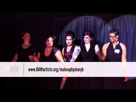 Makeup By Mary B presented by RAW:Tulsa