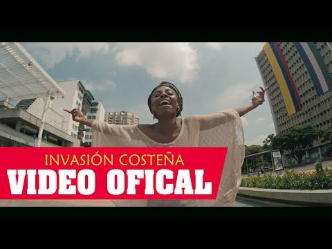 Cynthia Montaño - Invasión Costeña Ft. Junior El Pri
