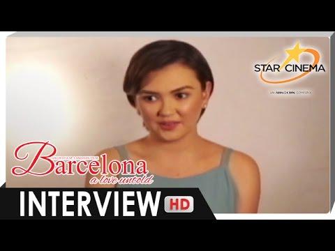 Interview | Angelica Panganiban | 'Barcelona: A Love Untold'