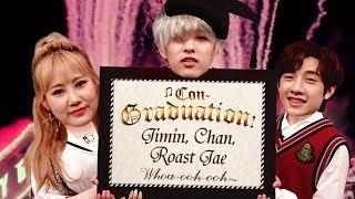 ASC 325: ♫ Con-Graduation! Jimin, Chan, Roast Jae; Whoa-ooh-ooh~