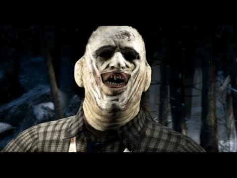 Video MORTAL KOMBAT X Leatherface Performs All Character Fatalities Fatality download in MP3, 3GP, MP4, WEBM, AVI, FLV January 2017