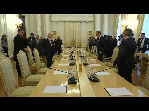Σ. Λαβρόφ: «Η Μόσχα θα ενισχύσει τις οικονομικές σχέσεις με το Κουρδιστάν»