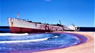 Video 10 STRANGEST Abandoned Ships MP3, 3GP, MP4, WEBM, AVI, FLV Desember 2018