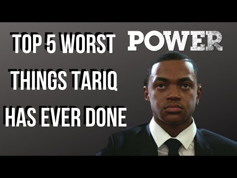 The Top 5 Worst Things Tariq St. Patrick Has Ever Done | Power Reaction Season 6