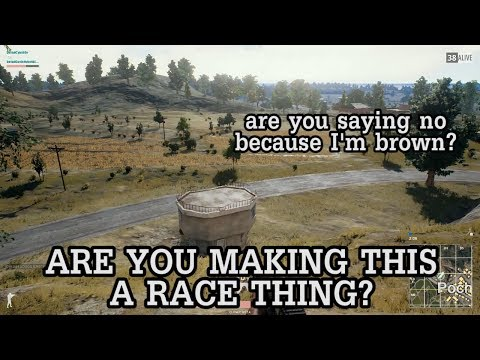 Random PlayerUnknown's Battlegrounds Bullshittery