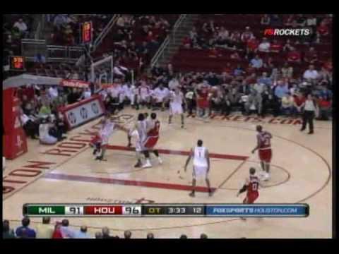 Carl Landry jumpstarts Rockets in OT vs. Bucks