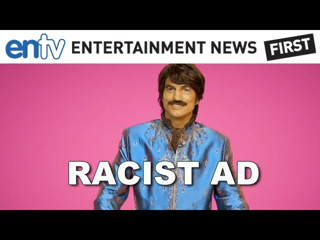 New Ad From Kutcher, is it Racist?