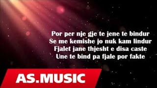 Alban Skenderaj - E Verteta Ime (Official Lyric Video)