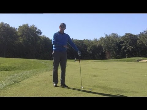 Golf Lessons – How to Play a Golf Shot With Ball Below My Feet