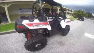 10. 2014 Polaris Sportsman Ace