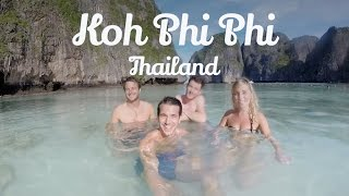 Koh Phi Phi Thailand  city photos gallery : Koh Phi Phi - Thailand (GoPro)