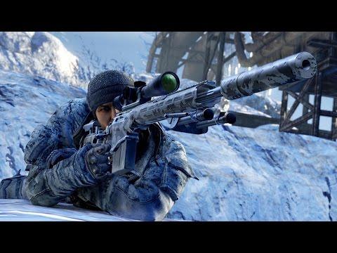 ОФИГЕННИШАЯ ИГРА ПРО СОВРЕМЕННОГО СНАЙПЕРА НА ПК ! Sniper Ghost Warrior 2 (видео)