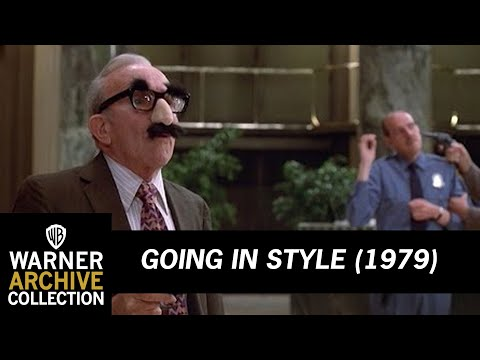 Going In Style (1979) starring George Burns – This Is A Stickup
