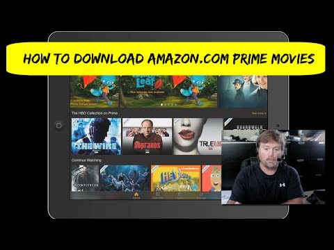 how to download movies from amazon