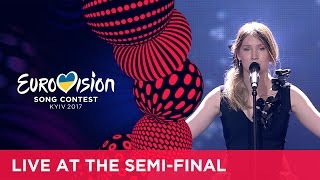 Video Blanche - City Lights (Belgium) LIVE at the first Semi-Final MP3, 3GP, MP4, WEBM, AVI, FLV Juli 2017