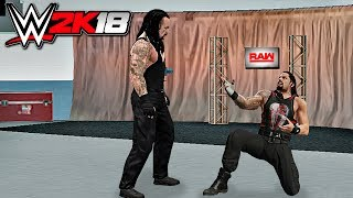 Top 10 Cutscenes That Need New Animations & Graphics in WWE 2K18