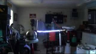 TESLA CANNON: Directed Energy