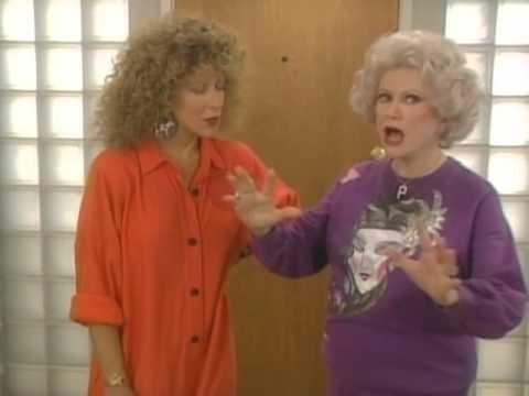 Elayne Boosler and Phyllis Diller