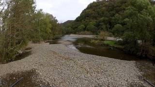 Hawkchurch United Kingdom  city photos : Quadcopter footage in the Lake District of the UK: Grange Bridge