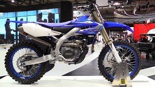 9. 2020 Yamaha YZ 450F - Walkaround - Debut at 2019 EICMA Milan
