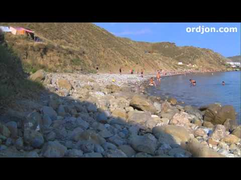 Название Видео - Орджоникидзе под Феодосией, Крым