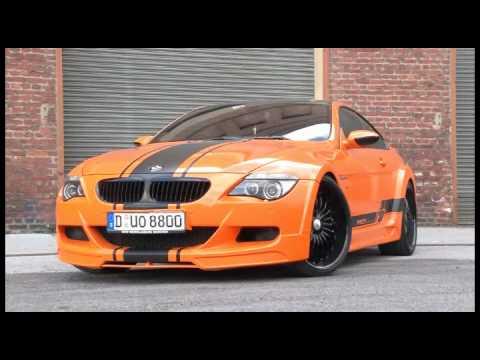 BMW M6 by Prior Design - Prior-Design verpasste dem M6 unter anderem einen markanten Widebodykit und eine aufregende Lackierung. Der M6 hat über 500 PS und...