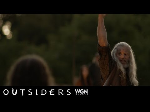 Outsiders Season 2 (Promo 'All Out War')