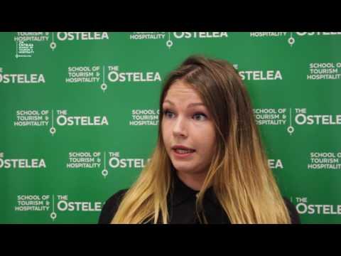 Ostelea: El turismo una oportunidad, la formación una necesidad