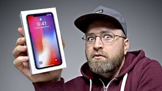 Video Unboxing The iPhone X Clone Edition MP3, 3GP, MP4, WEBM, AVI, FLV Juli 2019