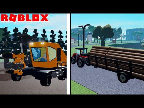NOWY UPDTATE W FARM AND FRIEND! - ROBLOX