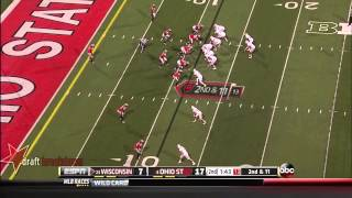 Jared Abbrederis vs Ohio State (2013)