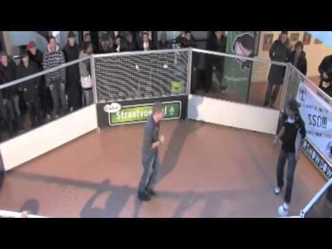 los mejores trucos de futbol callejero
