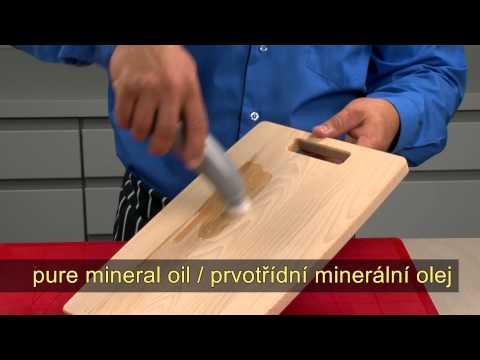 379540 Olio impregnante per taglieri in legno HOME PROFI 200 ml