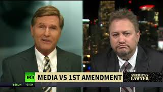 Mike Papantonio takes a look at the legal aspect of the media – what they can say, what the 1st Amendment covers, and what media outlets do to get themselves in serious trouble. Find RT America in your area: http://rt.com/where-to-watch/Or watch us online: http://rt.com/on-air/rt-america-air/Like us on Facebook http://www.facebook.com/RTAmericaFollow us on Twitter http://twitter.com/RT_America