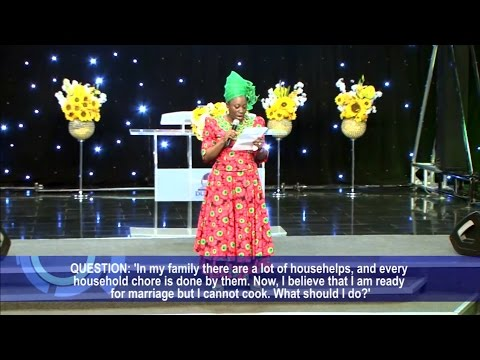 Question and Answer Session with Dr Paul & Dr (Mrs) Becky Enenche  (Part 1)